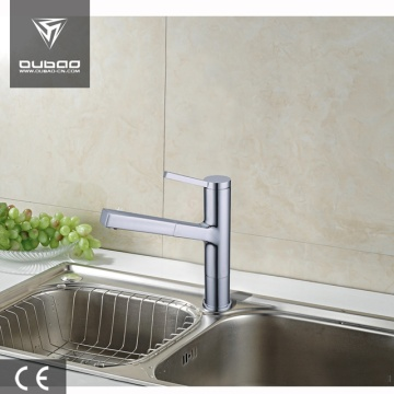 Centerset Single-Handle Pull Down Faucet Mixer