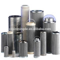 Stainless steel filter element for water treatme