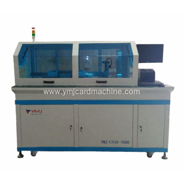 Smart Card Recognized Picking and Sorting Machine