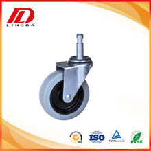 High Definition for China Friction Ring Casters,Light Duty Caster,Swivel Casters Manufacturer 3'' Friction ring caster with pu wheels supply to Lebanon Suppliers