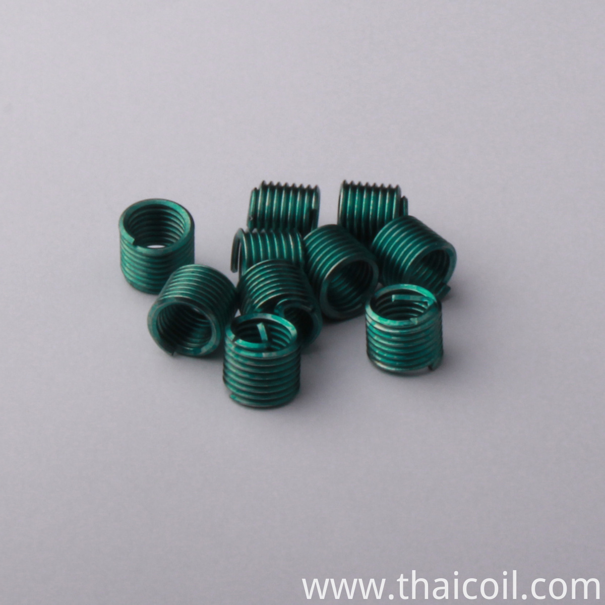 Coated Thread Insert for Metal