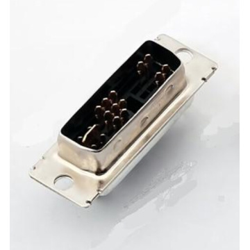DVI 12+5 Male Solder Type Connector