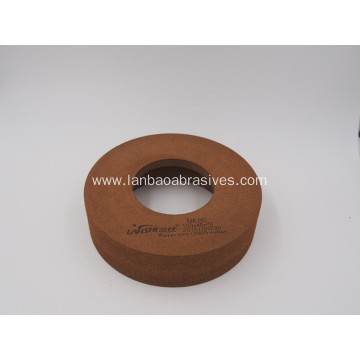BK polishing wheel rubber wheel for glass