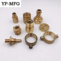 High demand customized cnc turned brass bushing