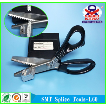 Customized Supplier for for SMT Splice Scissor,Splice Scissor for SMT,SMT Splice Tape Cutter Manufacturer in China TL-60 SMT Splice Cutter supply to India Factory