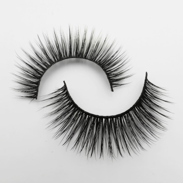 Toppkvalitets 3D Mink False Eyelashes