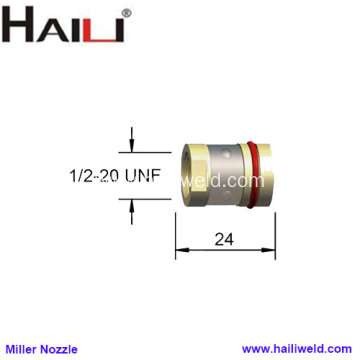 Miller Nozzle Adapter 169729 for M25