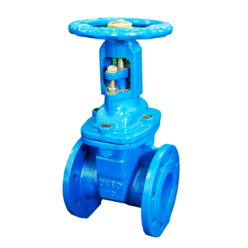 Resilient seated gate valve DIN3352