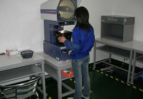 Inspection of CNC machining parts