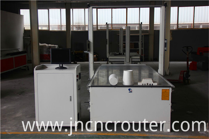Cnc foam cutting machines CX1220