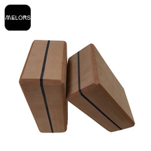 Best Quality for Eva Yoga Block Melors EVA Eco Friendly Extra Thick Yoga Blocks supply to Germany Factory