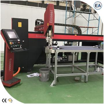 Auto Polyurethane Machine For Sealing Cabinets