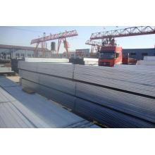 Square Rectangular Shape Steel Tube And Pipes