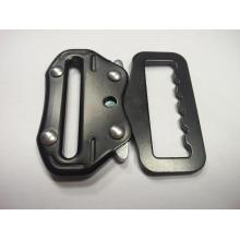 High Quality for Cobra Buckle 18KN Heavy Duty Black-Coating Strong Belt Buckle export to Tonga Importers