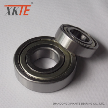 Online Manufacturer for Iron Seals Ball Bearing 6310 ZZ Bearing Used In Conveyor Idler export to Canada Factories