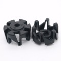 cnc precision engineering turned plastic custom parts