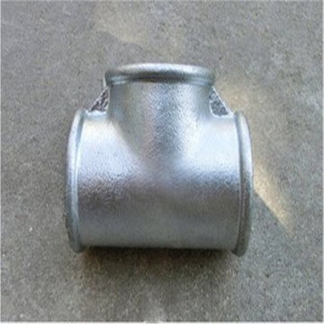galvanized Beaded threaded malleable iron pipe fittings