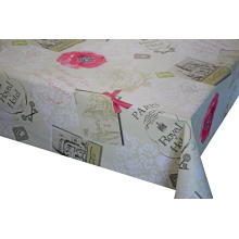 Pvc Printed fitted table covers Wide Table
