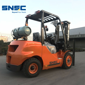 SNSC 3.5 Tons LPG forklift  For Sale