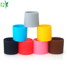 Popular Non-slip Silicone Cup Sleeve for Cup
