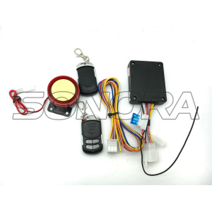 New Delivery for for Baotian Scooter Alarm System Motorcycle Scooter Alarm System export to Italy Supplier