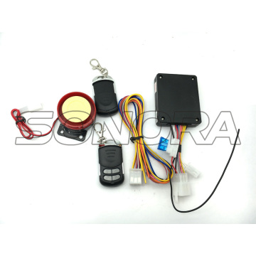 Motorcycle Scooter Alarm System