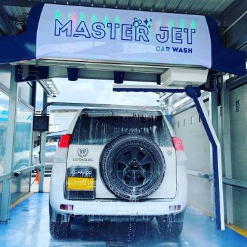 Leisuwash 360 premium version automatic car wash
