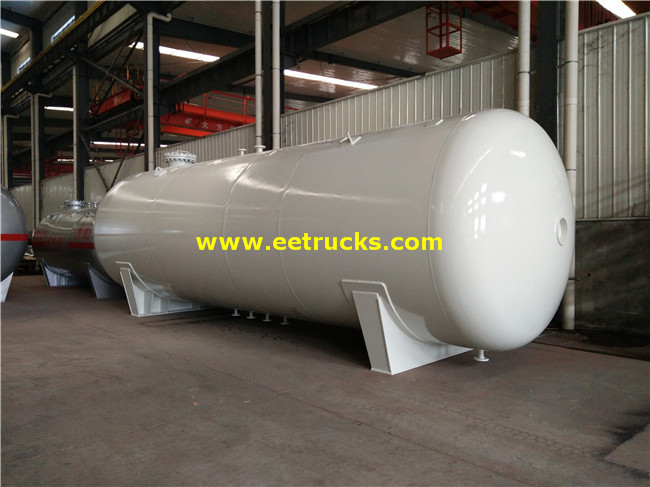 80m3 35 MT Propylene Aboveground Tanks