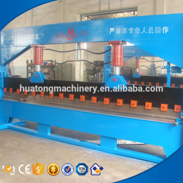 metal sheet bending metal machine