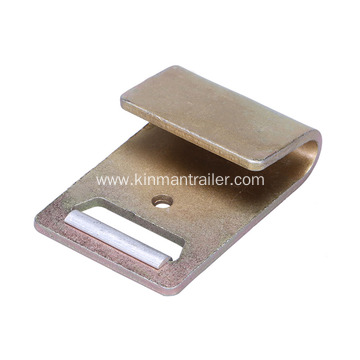 Flat Steel Hook For Flatbed Trailer