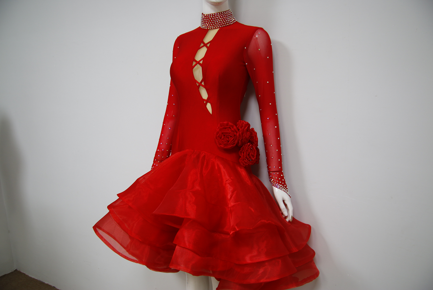 Costume For Ballroom Dancing