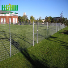 factory direct sale chain link fence diamond v mesh fence