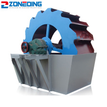 Small Power Dissipation Sand Washing Machine