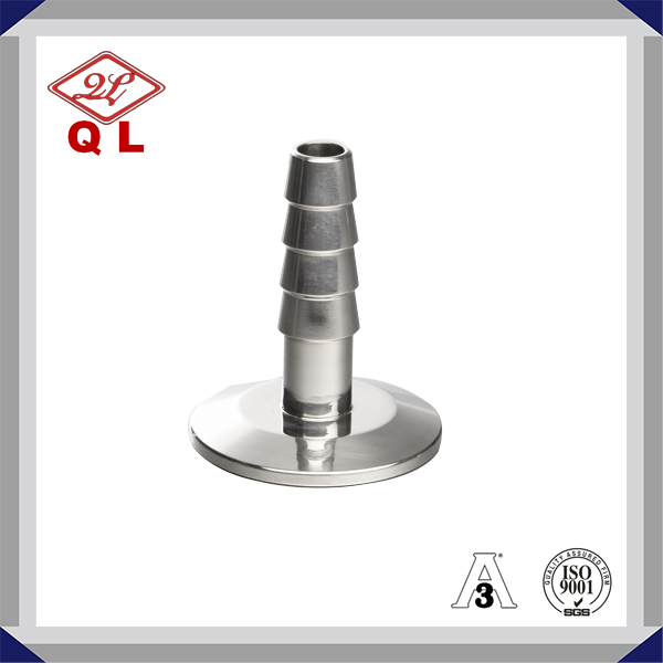 304/316L Sanitary Stainless Steel Long Hose Coupling