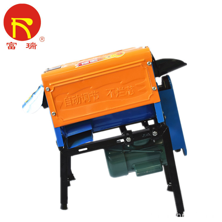 220v Electronic Power Mini Maize Corn Thresher