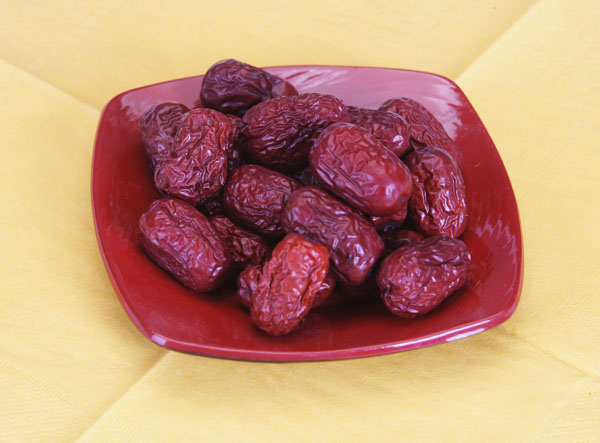 Gray jujube fruit