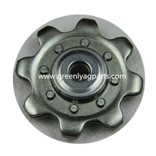 Short Lead Time for for China Roller Chain Sprockets, Cornhead Chain Drive Sprockets Suppliers, AH102448 199497C1 Cornhead 8 Teeth Gathering Chain Sprockets export to Vanuatu Manufacturers