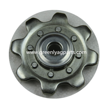 Quality for idler sprocket AH102448 199497C1 Cornhead 8 Teeth Gathering Chain Sprockets export to Ethiopia Manufacturers