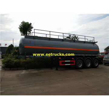 30cbm Bulk Corrosive Liquid Delivery Semi-trailers