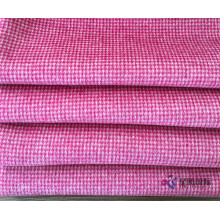 High Quality for Check Wool Plaid Fabric Brightly Colored Swallow Gird 100% Wool Fabric supply to Finland Manufacturers