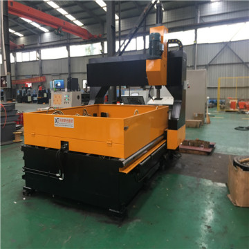 CNC Gantry Movable Drilling Machine for Plates
