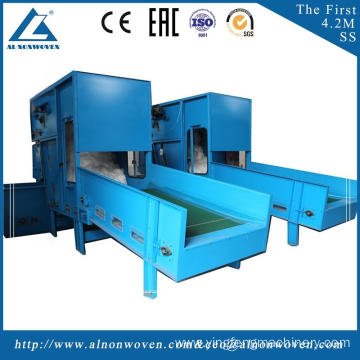 Automatic weighing ALKS-1500 fiber opener machine mahcine witdth 1.5m Paper felt