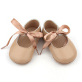 Wholesale Newborn Baby Girl Party Leather Dress Shoes