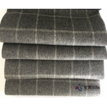 Factory directly for Checked Suiting Fabric Plaid Checked 100% Wool Fabric For Coat supply to Chile Manufacturers