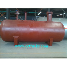 Good Quality for Mounded LPG Bullet Tanks 10000 Liters Horizontal Propane Underground Tanks supply to Bermuda Suppliers