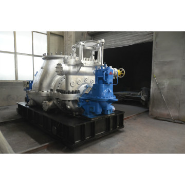 Injection Condensing Steam Turbine