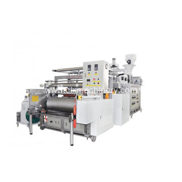 One meter two screws LLDPE stretch film machine