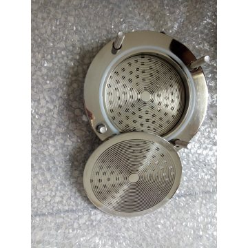 304/316L Stainless Steel Micro Membrane Filter Housing