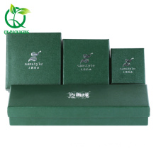 Paper gift bracelet jewelry box custom logo