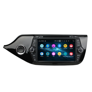 CEED 2014 Android 9.0 Headunit GPS Touchscreen